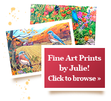 Fine Art Prints by Julie: Click to Browse