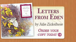 Letters From Eden: Click to Order